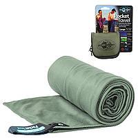 Туристическое полотенце Sea To Summit Pocket Towel S 2013
