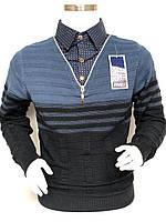 Обманка детская (рубашка) на мальчика  FIVE