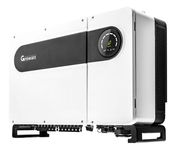 Мережевий інвертор Growatt MAX 50KTL3 LV (50 кВт з моніторингом 6 MPPT)