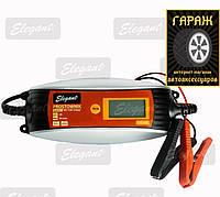 Зарядное для аккумуляторов кислотных, гелевых, AGM 6/12V Elegant 100 405