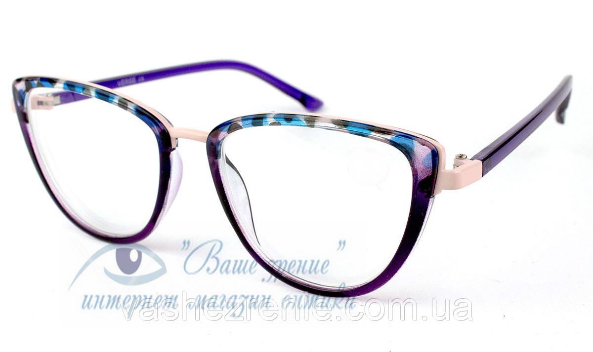 Очки женские для зрения +/- и компьютера Blue Blocker Код:1245