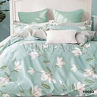 Комплект постельного белья ранфорс 19003