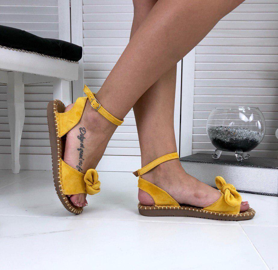 Легкие летние сандалии, фото 1