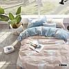 Комплект постельного белья ранфорс 19008