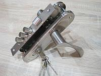 Ручка дверная Trodos 6110 сатин