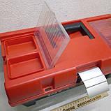 Ящик валіза для інструменту пластиковий посилений 16 (коробка), фото 8