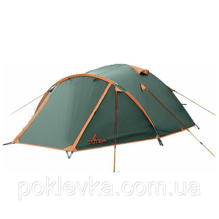 Палатка Totem Indi +3х местная 280x210x120см, 2000 мм