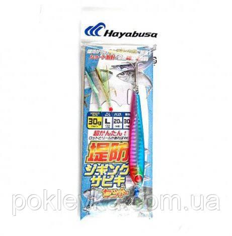 Оснастка морская Hayabusa с мушками и пилькером 20гр