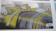 Комплект постельного белья ранфорс 19021