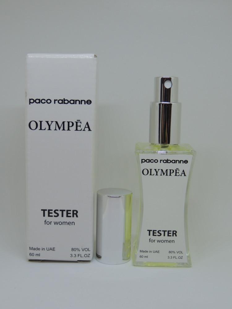 Женские духи Тестер - Paco Rabanne Olympea - 60 мл