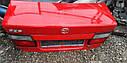 Крышка багажника Mazda 626 GF 1997-2000г.в. седан красная, фото 2