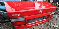 Крышка багажника Mazda 626 GF 1997-2000г.в. седан красная