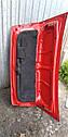 Крышка багажника Mazda 626 GF 1997-2000г.в. седан красная, фото 5