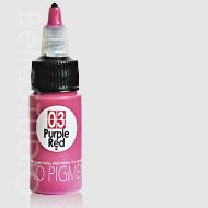 Пигмент для татуажа BELLA Purple Red - Фиолетово-красный , BPC-03