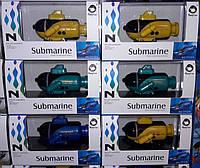 Радиоуправляемая подводная лодка 777-219 для ванной, фото 1