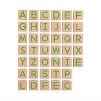 Набор Viga Toys Магнитные буквы Заглавные 40 шт. (50588), фото 1