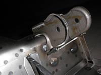 Кронштейн крепления задней подвески на днище багажника ЗАЗ-1102. Кронштейны для ЗАЗ-1105 и ЗАЗ-1103
