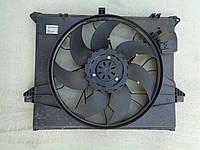 Диффузор радиатора охлаждения Mercedes ML W164, 320 CDI, 2007 г.в. A1645000593