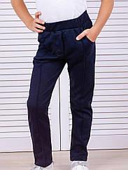 Школьные брюки для девочки рост 116-140