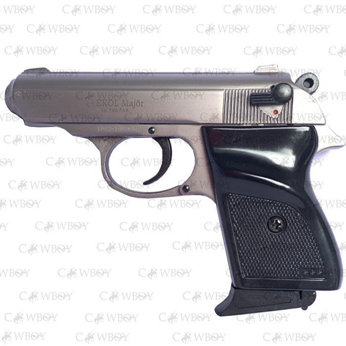 Шумовой пистолет Ekol Major, серый