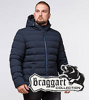 Braggart Aggressive 45115 | Мужская зимняя куртка синий-электрик р. 54