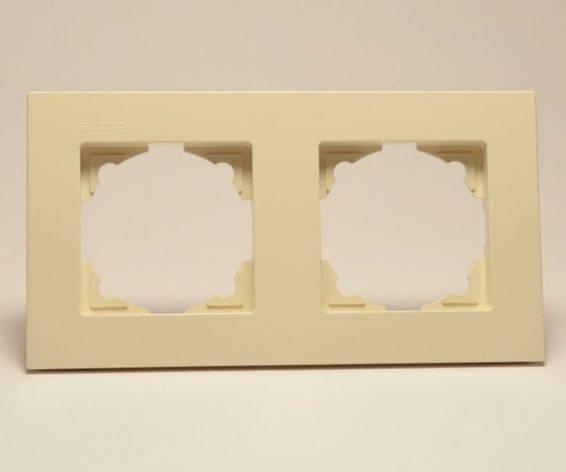 Eqona рамка 2-я  крем, фото 2