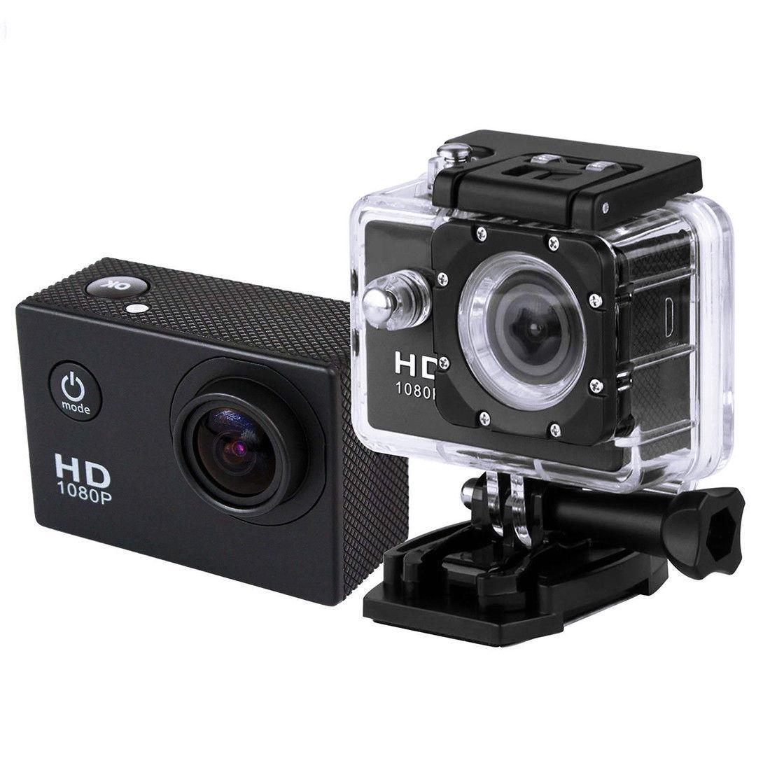 Экшн Камера D600 - Full HD Спортивная (Action Camera) + ПОДАРОК!