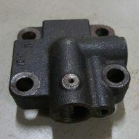 Корпус клапана гидравлики Jinma 240/244 (тип 1)