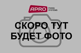 Вертлюг 6мм. петля-петля никелированный APRO