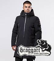 Braggart Youth | Парка демисезонная 25740 черный