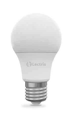 Лампа LED Lectris A60 11W 4000K 220V E27, фото 2