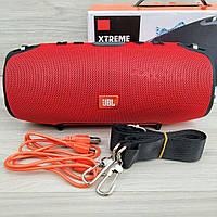 Колонка портативная JBL Xtreme Mini Red, фото 1