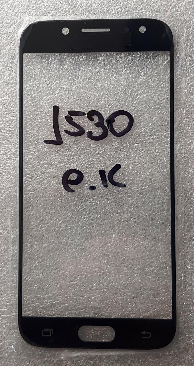Стекло модуля для Samsung J530 / j5 2017 black