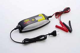 Зарядное устройство для авто 4А, 6-12В, до 120Ah (подходит на свинцово-кислотные, гелевые и AGM АКБ) (цифровое импульсное) СИЛА