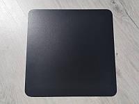 Подложка под торт квадратная черная. Подставка под торт.Квадратная.Черная 40см.