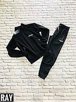 """Спортивный мужской костюм Фила на манжете, размеры S-2XL """"A.ROSSI"""" купить недорого от прямого поставщика"""