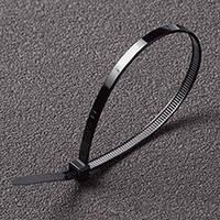 Хомут пластиковый 9x900 черный (100 шт.) (универсальный) APRO