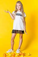 Модное Легкое Летнее Платье Для Девочки TIFFOSI, Португалия. Сочетание Качества И Стиля Для Вашей Модницы!