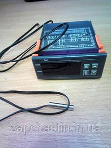 Контроллер температур STC-1000, 220V-10A (-40+100°C) / 2 реле
