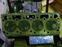 Головка блока цилиндров Мерседес Атего 817