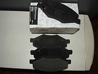 """Колодки тормозные передние, A11-3501080 Chery Amulet (Чери Амулет), с """"усиками"""",  KӦNNER Корея."""
