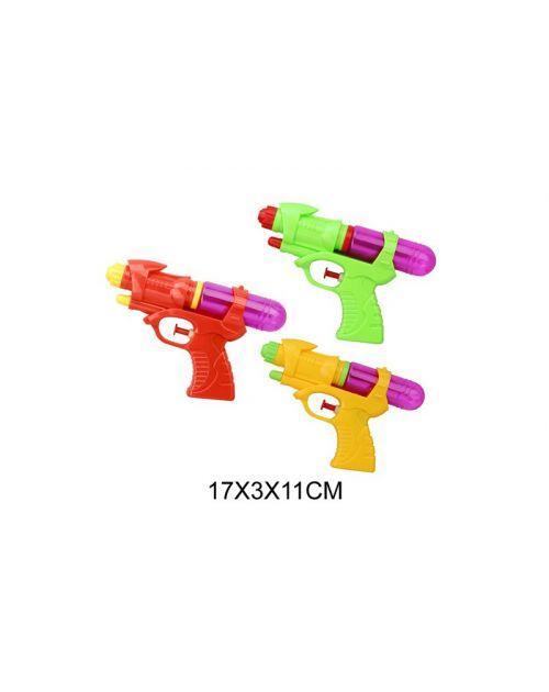 Водяной пистолет 003 (480шт/2) 3 вида в пакете, 17*11*3см