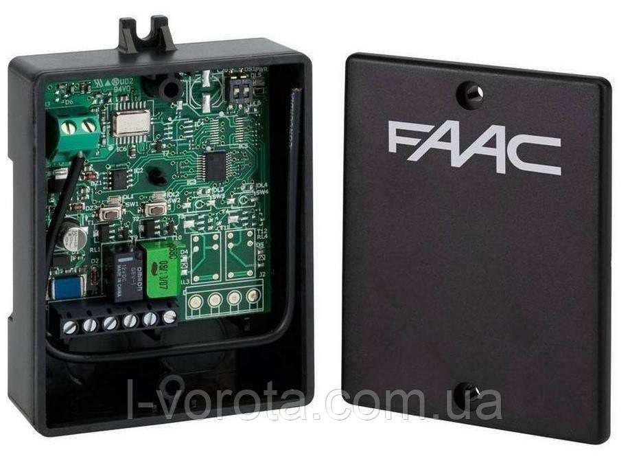 FAAC XR4 868 внешний четырехканальный приемник