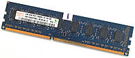 Оперативная память Hynix DDR3 2Gb 1333MHz PC3-10600U 2R8 CL9 (HMT125U6TFR8C-H9 N0 AA-С) Б/У