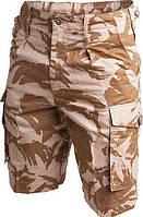 Оригинальные шорты Британских вооруженных сил - Б/У.  DDPM Shorts Combat Desert.