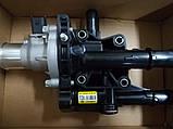 Термостат в сборе включ.18-27 Круз 1.6-1.8i, Cruze J300, 25199824, GM, фото 5