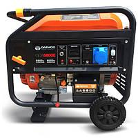 Бензиновый генератор  серии Master GDA 6800Е