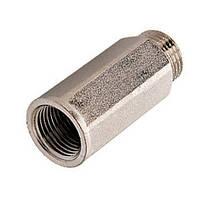 Удлинитель никель диаметр 15 х 15 мм