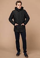 Braggart Dress Code 44842   Куртка мужская зимняя черная р. 46 48 50 52, фото 2