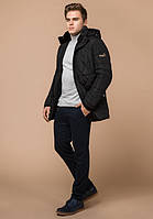 Braggart Dress Code 44842   Куртка мужская зимняя черная р. 46 48 50 52, фото 3